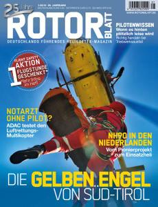Rotorblatt - Nr.1 2019