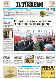 Il Tirreno Livorno - 8 Gennaio 2019