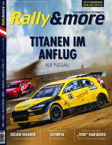 Rally&more – August 2019