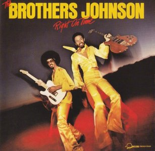 The Brothers Johnson - Right On Time (1977) {A&M Records}