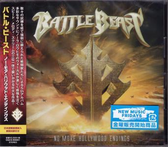 Battle Beast - No More Hollywood Endings (2019) {Japanese Edition}