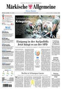 Märkische Allgemeine Dosse Kurier - 04. Juli 2018