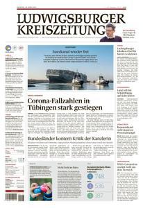 Ludwigsburger Kreiszeitung LKZ - 30 März 2021