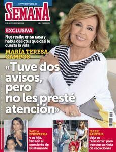Semana España - 23 agosto 2017