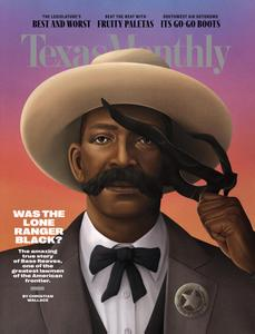 Texas Monthly - July 2021