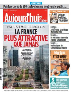 Aujourd'hui en France du Lundi 11 Juin 2018