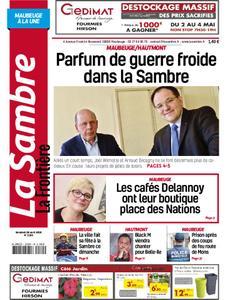 La Sambre La Frontière - 26 avril 2019
