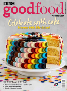 BBC Good Food Middle East - October 2021