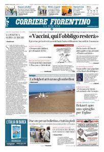 Corriere Fiorentino La Toscana - 5 Luglio 2018