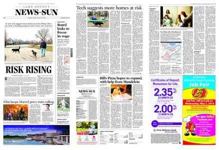 Lake County News-Sun – April 28, 2018