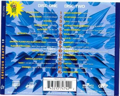 VA - Serious Beats vol. 19 (55 CD collection)