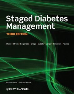 Staged Diabetes Management, 3rd Edition