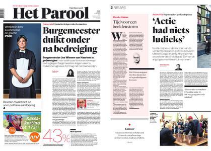 Het Parool – 12 oktober 2018