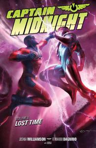 Dark Horse-Captain Midnight Vol 05 Lost Time 2015 Retail Comic eBook