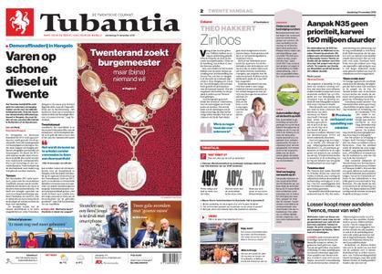 Tubantia - Enschede – 14 november 2019