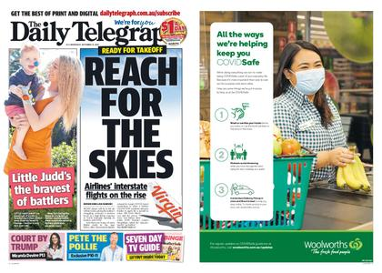 The Daily Telegraph (Sydney) – September 23, 2020