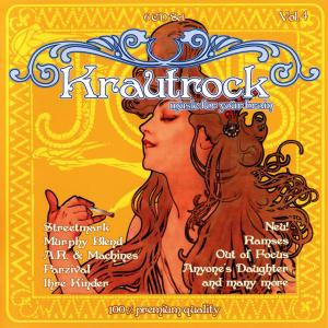 V.A. - Krautrock: Music For Your Brain Vol. 4 [6CD Box Set] (2009) (Repost)