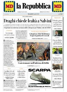 la Repubblica - 28 Aprile 2021