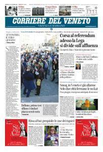 Corriere del Veneto Vicenza e Bassano - 15 Ottobre 2017