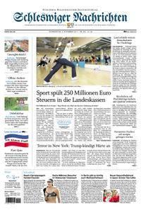 Schleswiger Nachrichten - 02. November 2017