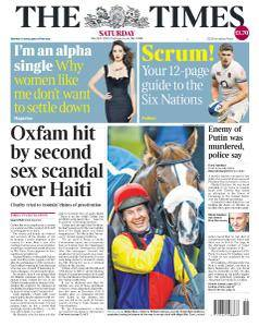 The Times - 17 March 2018