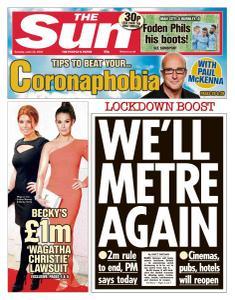 The Sun UK - 23 June 2020