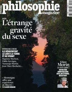 Philosophie Magazine France - Juillet-Août 2021