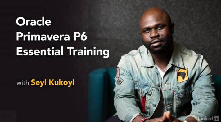 Oracle Primavera P6 Essential Training