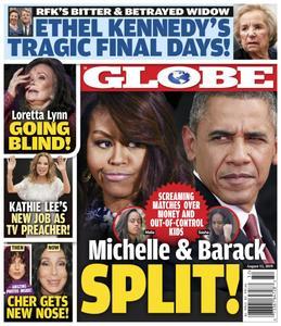 Globe – August 12, 2019