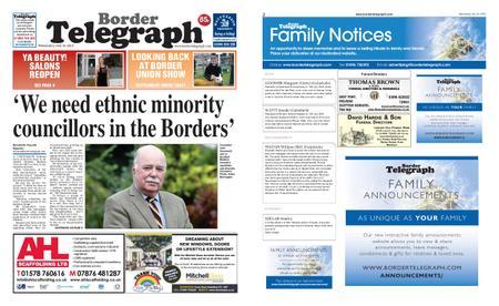 Border Telegraph – July 22, 2020