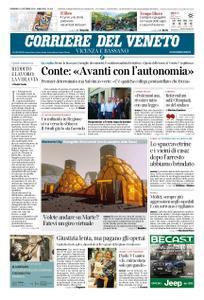 Corriere del Veneto Vicenza e Bassano – 14 ottobre 2018