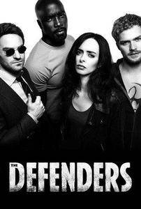 Marvel's The Defenders S01E08