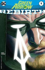 Green Arrow - Rebirth 001 2016 2 covers Digital
