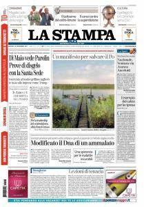 La Stampa Torino Provincia e Canavese - 16 Novembre 2017