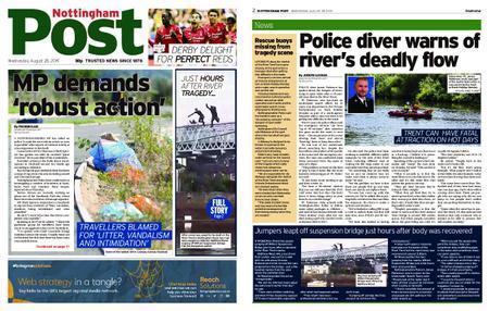 Nottingham Post – August 28, 2019