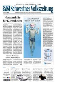 Schweriner Volkszeitung Zeitung für Lübz-Goldberg-Plau - 25. Juni 2020