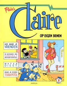 Claire - 26 - Klonen Zijn Bedrog