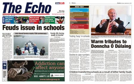 Evening Echo – September 06, 2021