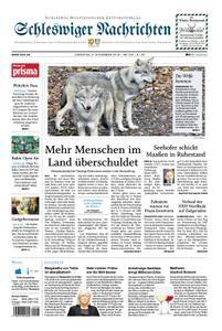 Schleswiger Nachrichten - 06. November 2018