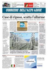 Corriere dell'Alto Adige – 25 marzo 2020