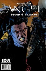 Angel-Blood & Trenches 03 2009 Both Covers 1920 Minutemen