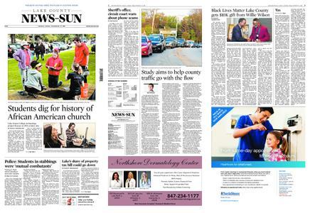 Lake County News-Sun – November 16, 2019