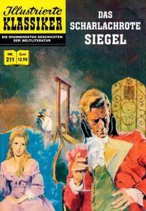 Illustrierte Klassiker 211 - Das scharlachrote Siegel