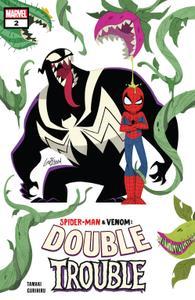 Spider-Man & Venom-Double Trouble 002 2020 digital Glorith