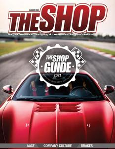 THE SHOP - August  2021