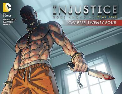 Injustice - Gods Among Us - Year Five 024 2016 digital Son of Ultron-Empire