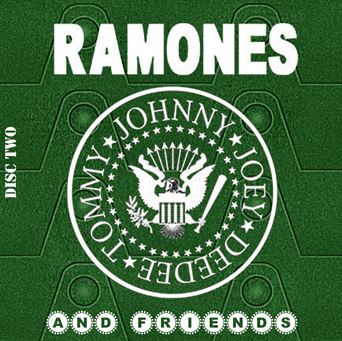 VA - Ramones and Friends, vol.2 [Personal compilation] RE-UP
