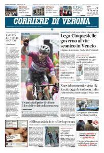 Corriere di Verona - 24 Maggio 2018