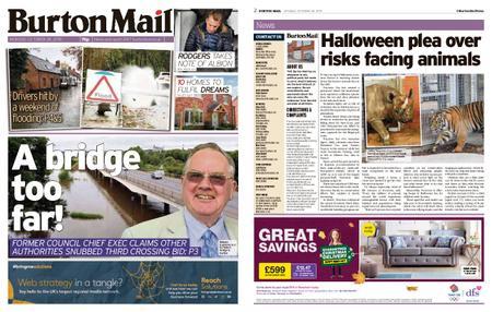 Burton Mail – October 28, 2019