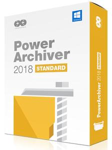 PowerArchiver 2018 Standard 18.01.04 Multilingual Portable